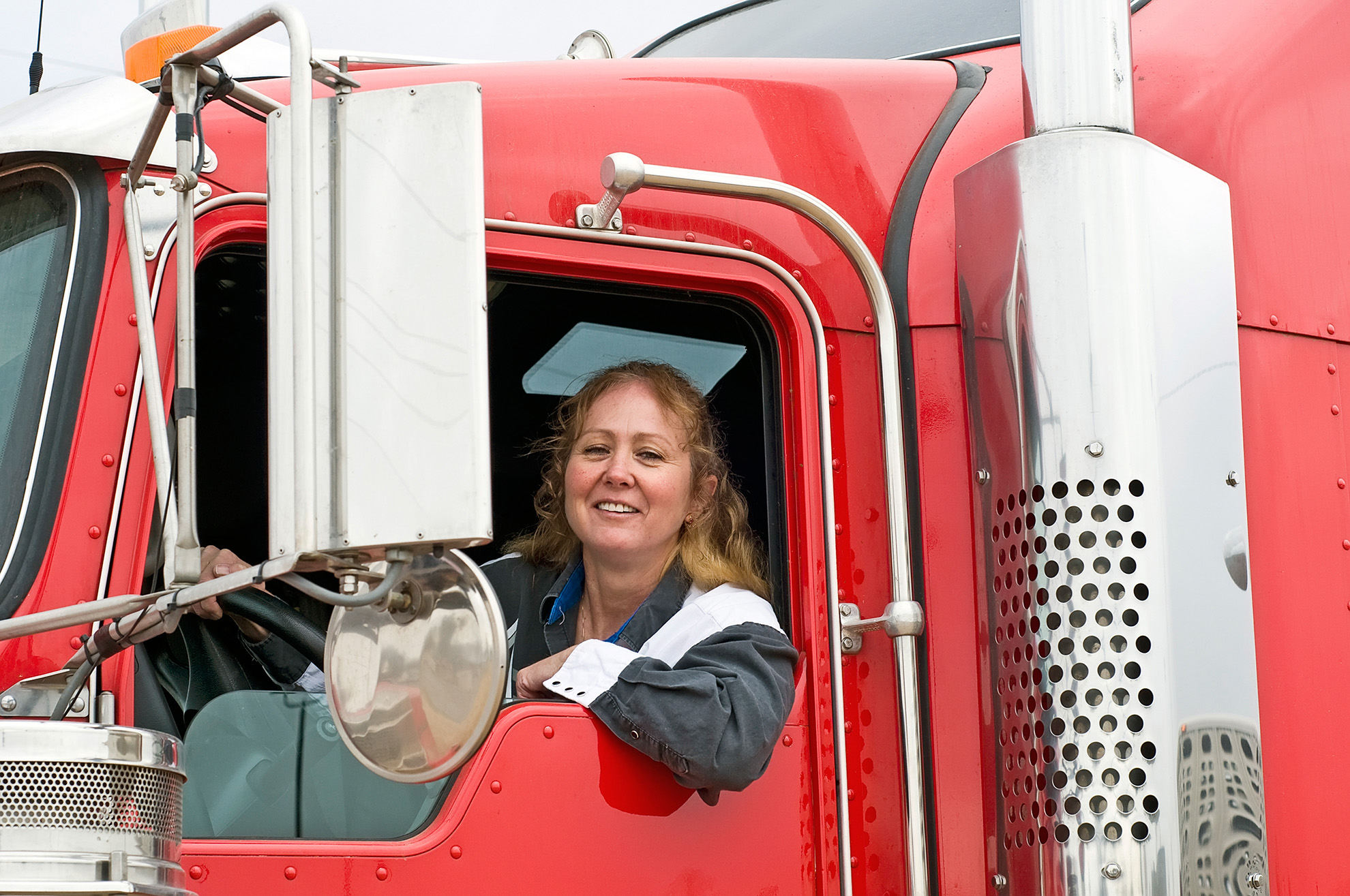 Capacity crisis for Trucking industry