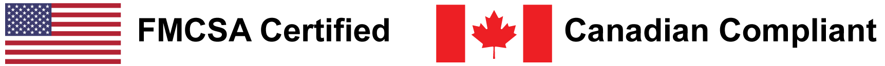 FMCSA-Certified-Canadian-Compliant